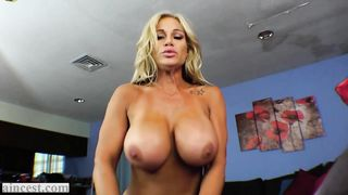 Tyler Faith Obsessed With Moms Tits