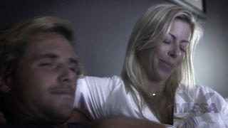 Alexis Fawx Movie Night With Stepmom