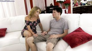 Britney Amber - Mom Makes Him A Man