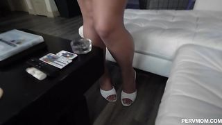 Rachael Cavalli And Vanessa Cage Cum Swapping MILFs