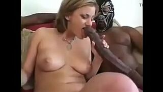 Mom having sex with son's friends.