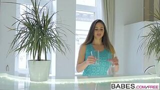 Babes - Step Mom Lessons - Am I Still In Trouble starring Cathy Heaven and George and Cindy Loarn cl