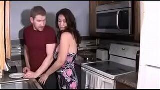Stepmom Stepson hot affair - Watch part2 on sexhorse.net