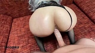 Stepfather after college roughly fucked his stepdaughter.