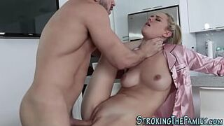 Stepsis gets eaten out and fucked