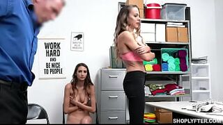 Shoplifting Big Tits Blonde MILF Step Mom Mckenzie Lee And Hot Skinny Teen Step Daughter Natalia Nix Fucked By Store Manager
