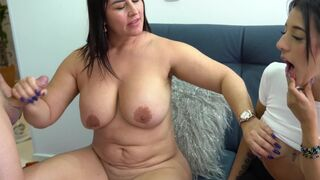 my stepmom teaches me to fuck for the first time and my stepfather comes in my ass kathalina7777