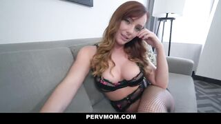 Webcamming Step Mommy Gets Fucked By Stepson