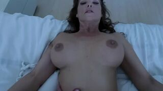 Pissed Off Milf Syren De Mer Sits On Stepsons Face
