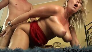 40 year MILF Wants The Cum On Her Tits