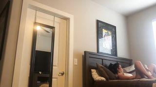 Mom Caught Masturbating on a Spycam