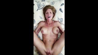 Stepmom Takes Pervy Stepson's Virginity