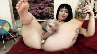 Charlette Webb - Stepmom Cheats With Her Son Creamy