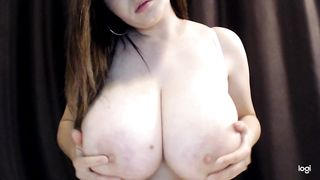 Busty Ema - Mommy And Son Have Fun