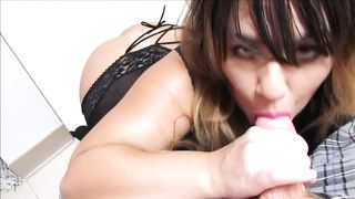 Carmita Bonita Fucking Your Hot Latina Step Mommy