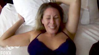 Son Molests Sleeping Mom & Fucks Her - Forced Sex, POV, MILF, Older Woman - Nikki Brooks
