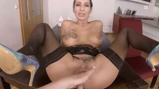 stepmom rough pov anal fist fucked