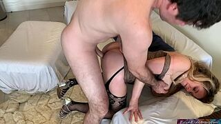 Stepmom cures stepson's porn addiction - Erin Electra