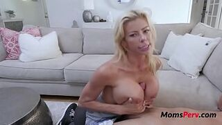 Benefits Of A Busty Stepmom- Alexis Fawx
