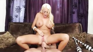 Stepmom is horny for Son Big Cock 1