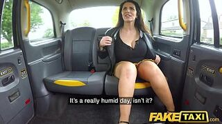 Fake Taxi Hot mature massive tits Milf Josephine James fucked