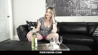 Pervmom - Stepmom Needs A Tit Inspection