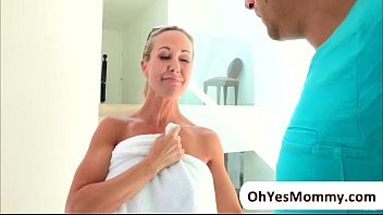 Stepmom Brandi Love gives sexual pleasure to her stepdaughters ...