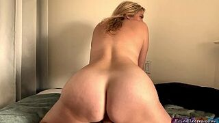Stepmom helps stepson with his wet dream - Erin Electra