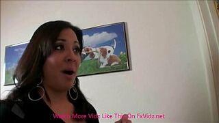 Wild hippy stepmom visits stepdaughter - Watch More Vidz Like This At Fxvidz.net