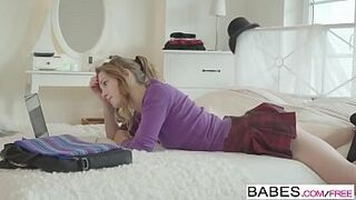 Babes - Step Mom Lessons - (Denis Reed, Alexis Crystal, Klarisa Leone) - Sex Ed