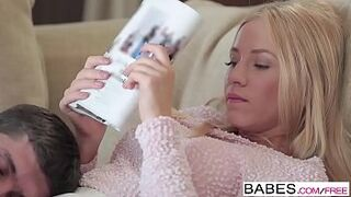 Babes - Step Mom Lessons - (Kiara Lord, Kristof Cale) - Taken By Surprise